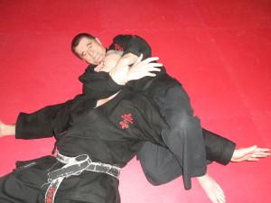 Nagasu Do training