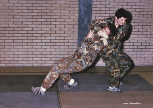 Hereford Close Quarter Combat Training.